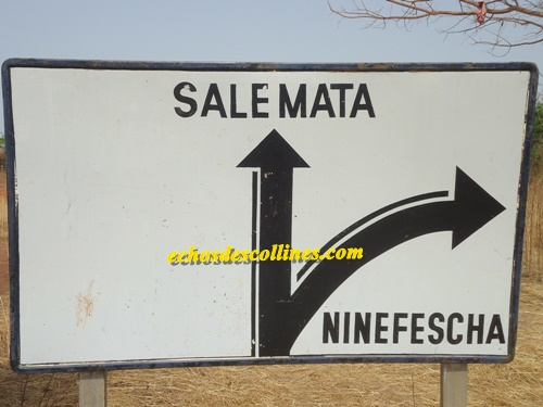 Dondo Keita, le Maire de Ninéfécha riposte: « Sory est un ennemi ami, il ne…»