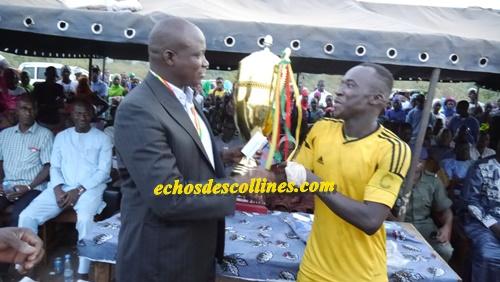 Kédougou: Diaguiri remporte la finale de la coupe du maire de Dimboli