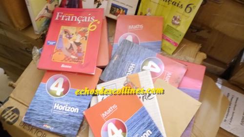 Kédougou: L'ONG SADEV offre des bouquins à l'Académie de Kédougou et à..