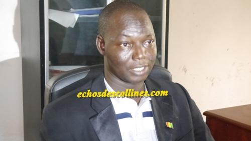 Dindéfélo: Le Maire Kikala Diallo égrène le chapelet de ses réalisations.