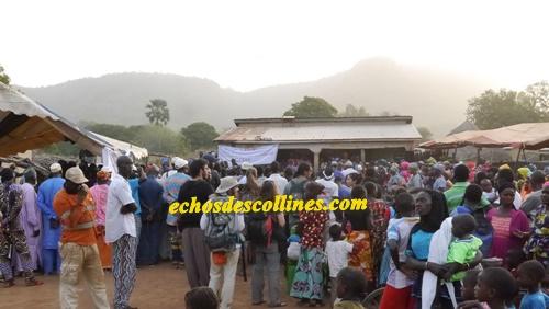 Kédougou: Dindéfélo remobilise ses troupes pour la réélection de Macky en 2019