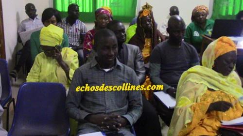 Kédougou: Le projet R/D Karité fait son bilan dans la région.