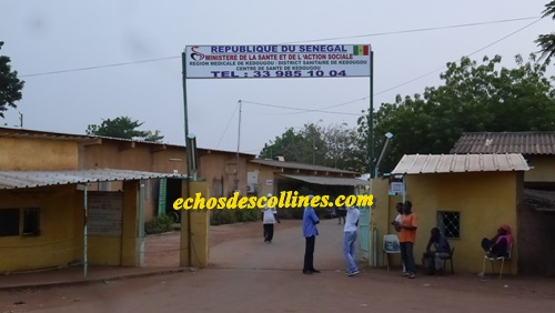 Kédougou: Le comité de santé a motivé le personnel à se surpasser dans le travail