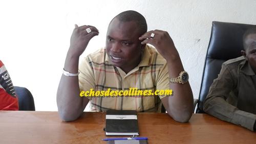 Kédougou: Le Maire de Bandafassi réconforte les efforts des jeunes