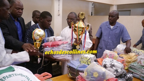 Kédougou: Le conseil départemental apporte son appui à l'ODCAV