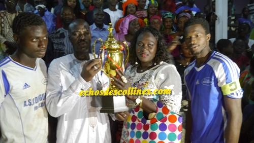Kédougou: La finale du tournoi feu- Daouda Aïdara a été jouée ce samedi