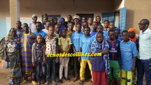 Kédougou: Khossanto s'engage dans le processus pour devenir collectivité locale amie des enfants