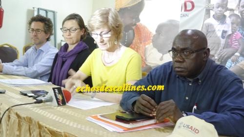 Mme Lisa Franchett Directrice de l'Usaid au Sénégal s'indigne:« Avec tous les moyens injectés, les choses ne changent pas»