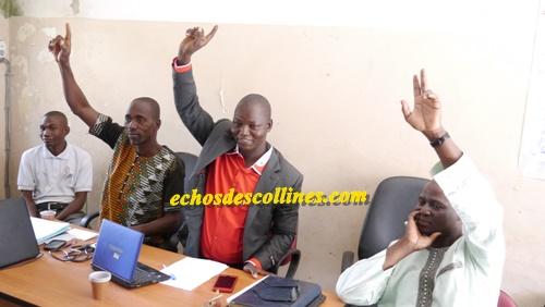 Dindéfélo a voté son Budget Participatif (BP/CLAE) estimé à 176546780 FCFA