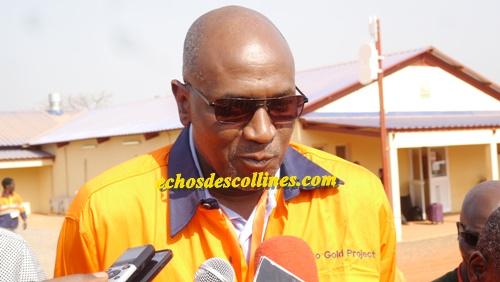 M Boubacar Théra, Directeur Général de Toro Gold:«Nos relations sont bonnes avec les communautés. Nous ne faisons rien pour leur imposer quoique ce soit».