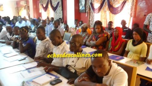 Forum de l'emploi: Plus de 150 jeunes réunis à Kédougou pour…