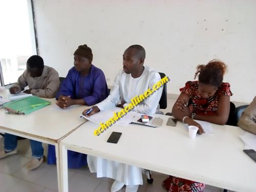 Kédougou: Programme Généralisation de la Certification Citoyenne aux Communes du Sénégal.