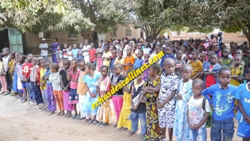 Kédougou: L'IEF de Kédougou promeut la restauration des symboles de la République