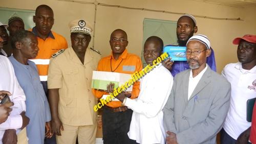 Kédougou: La société Pettewol Mining Company dégaine 5 millions de FCFA pour le secteur de l'Education