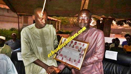 Après 4 ans à Kédougou, Bou Fall, IEF de Kédougou est nommé IA de Louga