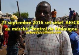Hommage à M Alioune Ndiaye