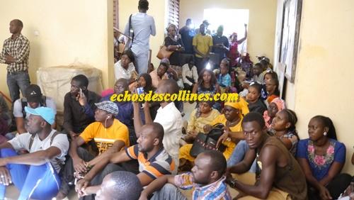 'Kédougou : Les syndicats envahissent l'Inspection d'Académie pour…