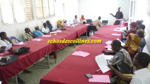 Kédougou: La COSYDEP partage les Résultats des Assises Nationales de l'éducation et de la formation (ANEF).