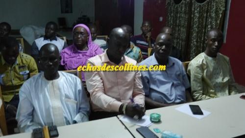 Kédougou, les Responsables de l'APR balisent le terrain pour 2019