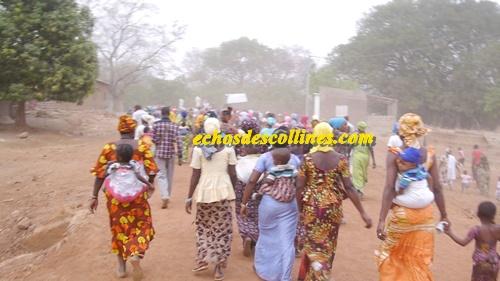 Kédougou: Ibel est sorti de l'obscurité, les populations expriment leur joie