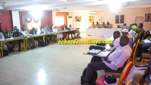 Kédougou: Le secteur de l'Education présente et partage son bilan 2017