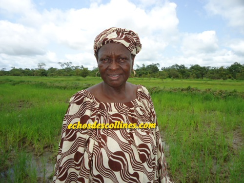 Portrait: Mme Adja Aïssatou Aya Ndiaye, une vraie lionne, une femme battante, un modèle pour les femmes de …