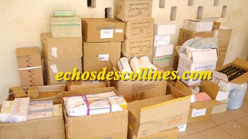 Bandafassi: La commune de Bandafassi dégaine 3000000 CFA pour doter ses postes de santé en médicaments
