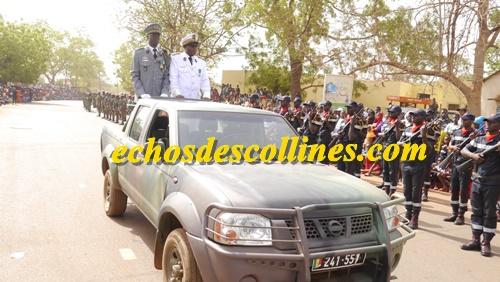 4 avril 2018, Kédougoureçoit une forte délégation de la Guinée Conakry