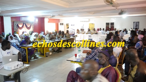 Kédougou: La DER finance les premiers projets en mai prochain