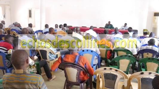 Kédougou: Les enseignants appelés à prendre leurs responsabilités face à…