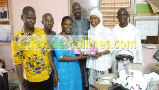 Portait : Kiné Diagne,un produit de l'APECEK sur le marché du travail
