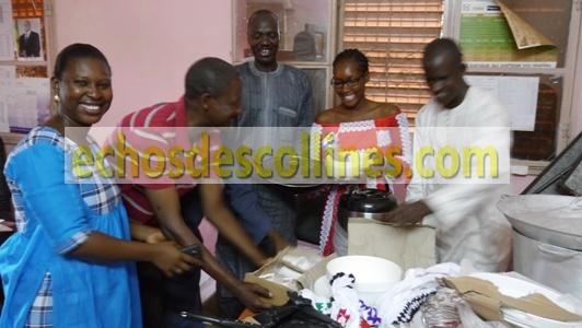 Kédougou: Krokula et APECEK amorcent l'insertion de deux jeunes filles…