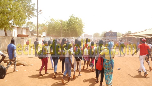 Kédougou: Les élèves réclament  toujours leur droit à l'Education
