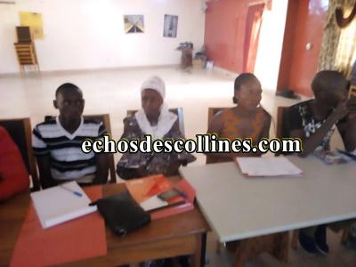 Kédougou: La société civile formée pour mieux revendiquer les doléances liées à l'eau et à l'Assainissement
