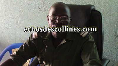 Colonel Abdoulaye Diop, Directeur des Parcs Nationaux lance une alerte