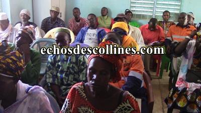 Tomboronkoto: Les acteurs cogitent sur la gestion des terres et des ressources