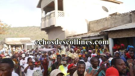 Kédougou: La CCD actionne le parrainage du candidat Macky Sall