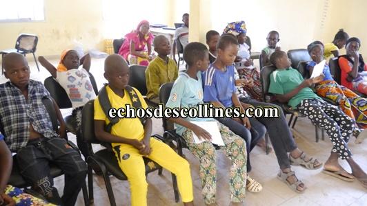 Kédougou: Les membres du CME de Missirah Sirimana formés sur la dynamique de…