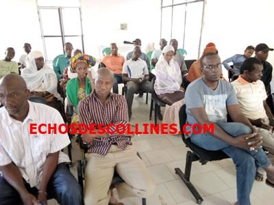 Kédougou: Parrainage du candidat Macky Sall, le maire Mamadou hadji Cissé, s'engage à trouver 10000 signatures.