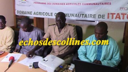 Kédougou: Les GEA d'Itato ont reçu leurs chèques