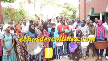 Kédougou: Pénurie d'eau, à quand la fin du calvaire de la population de Kédougou?