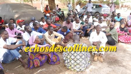 Kédougou: «SOS Kédougou a soif» est en action pour de l'eau