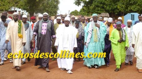 Kédougou: Korité 2018,dans son sermon, l'imam indexe les…