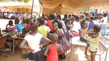 Kédougou: Les résultats du projet «Regards croisés sur l'alimentation» présentés au public