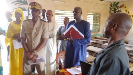 Kédougou: 4456 candidats inscrits au CFEE 2018