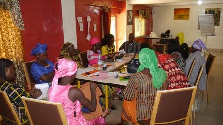 Mme Aminata Ndiaye, responsable Genre et communication du programme USAID/GOLD:«les femmes peuvent arriver à faire tous les changements possibles»