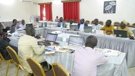 Tambacounda: Des journalistes imprégnés des objectifs de la réforme de la formation professionnelle