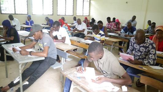 Kédougou, les premiers résultats du Bac 2018 sont connus