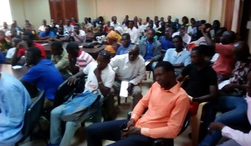 Kédougou: Près de 160 jeunes formés sur le Parrainage.