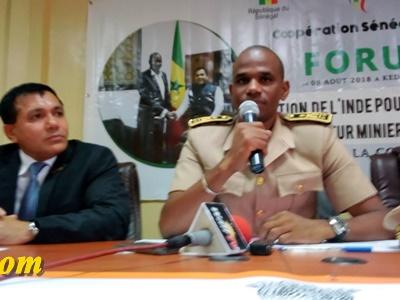 Kédougou reçoit une délégation de l'Inde.